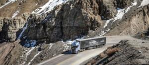 Cesta nákladních vozidel Scania napříč Latinskou Amerikou dlouhá 14 000 kilometrů / Foto zdroj: Scania Czech Republic, s.r.o.