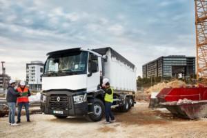 Renault Trucks zvyšuje bezpečnost účastníků silničního provozu / Foto zdroj: Volvo Group Czech Republic, s.r.o.