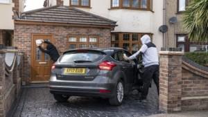 Ford nabízí obranu proti krádežím aut přes bezklíčové odemykání / Foto zdroj: FORD MOTOR COMPANY, s.r.o.