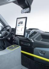 Inovativní Transit Smart Energy Concept pomáhá hledat nové možnosti prodlužování dojezdu elektrifikovaných vozů / Foto zdroj:  FORD MOTOR COMPANY, s.r.o.