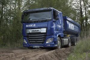 Technicky elegantní, ekonomicky výhodný: DAF se systémem GINAF HydroAxle+ / Foto zdroj: DAF Trucks CZ, s.r.o.
