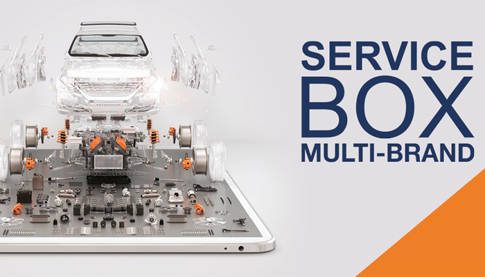 Service Box Multi-brand: nový multiznačkový elektronický katalog náhradních dílů / Foto zdroj: P Automobil Import s.r.o.