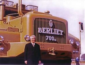 Dny evropského dědictví: Renault Trucks vystaví legendární Berliet T100 / Foto zdroj:  Volvo Group Czech Republic, s.r.o.