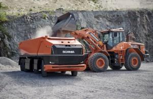 Vozidlo bez kabiny – představujeme koncept Scania AXL / Foto zdroj: Scania Czech Republic, s.r.o.