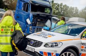 50 let studia reálných dopravních nehod s cílem zvyšovat bezpečnost na silnicích  / Foto zdroj:  Volvo Group Czech Republic, s.r.o.