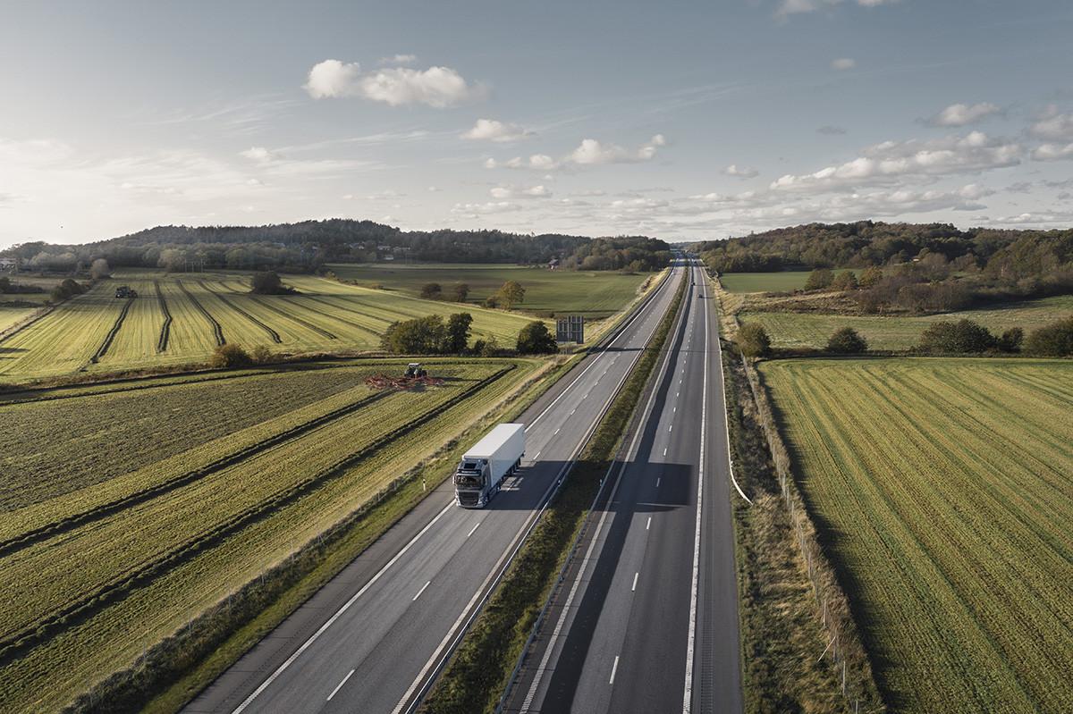 Díky nové flexibilní servisní smlouvě pomáhá společnost Volvo Trucks svým zákazníkům zlepšovat cash flow / Foto zdroj: Volvo Group Czech Republic, s.r.o.