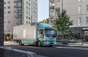 Volvo Trucks zahajuje prodej elektrických nákladních vozidel pro rozvoz zboží ve městě / Foto zdroj: Volvo Group Czech Republic, s.r.o.