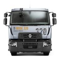 Renault Trucks D a D WIDE 2020: nový design interiéru kabiny pro ještě větší efektivitu / Foto zdroj: Volvo Group Czech Republic, s.r.o.